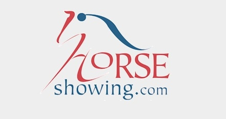 HorseShowing.com Logo